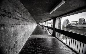 Thames Barrier Walkway